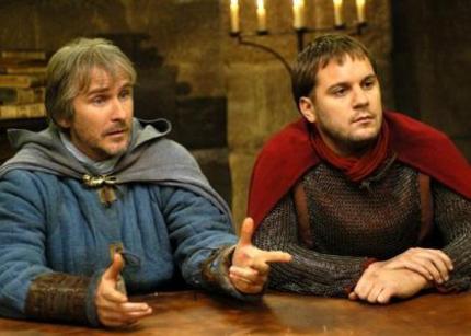 Makiranol | Perceval et Karadoc dans la série Kaamelott